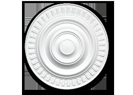 roseta decoração poliestireno gabi