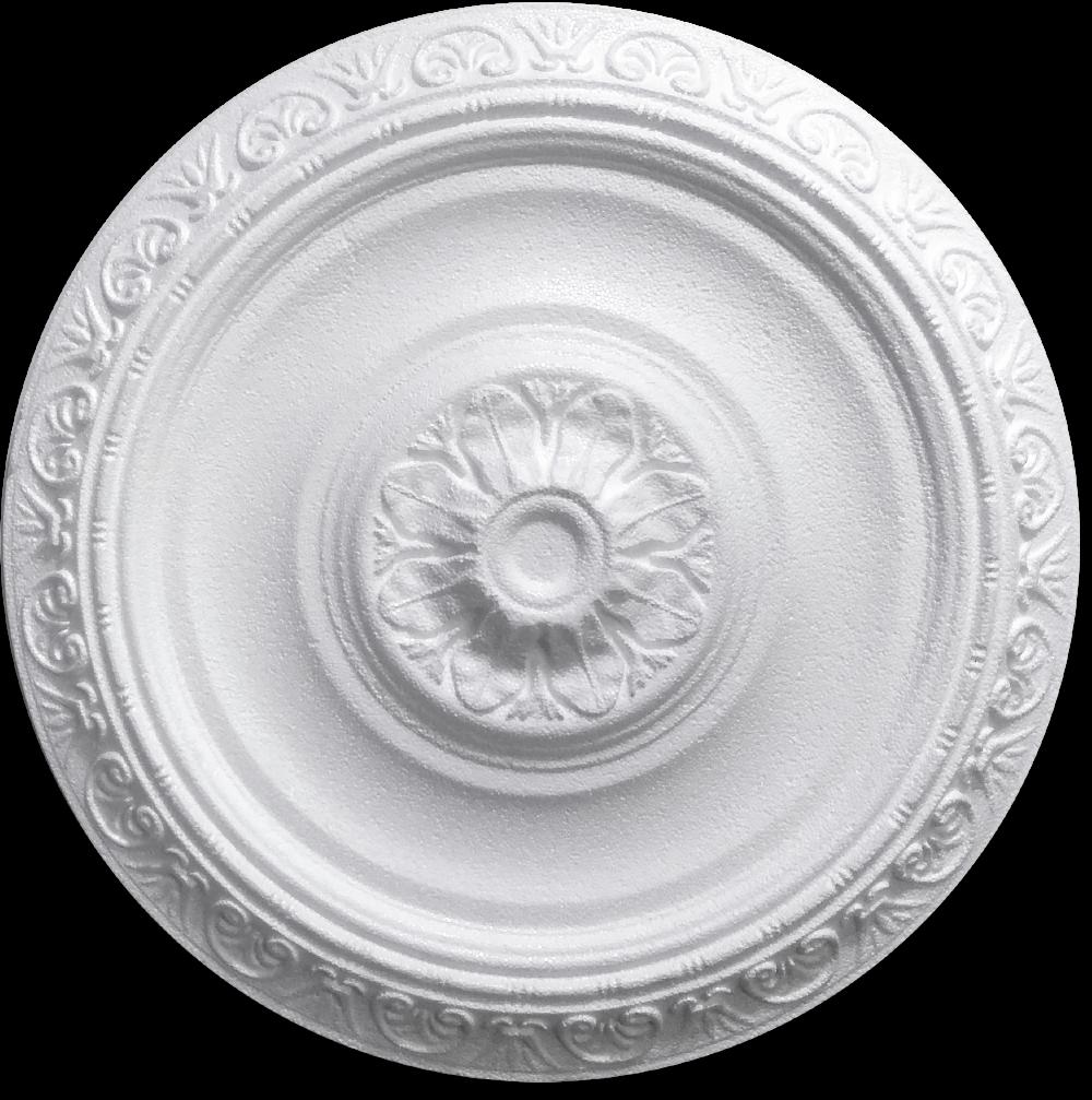 roseta decoração poliestireno r20